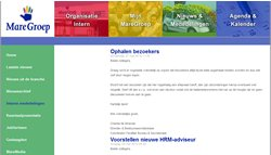 Intranet Mare Groep