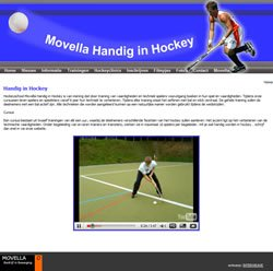Movella Handig in Hockey