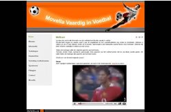 Movella Vaarding in Voetbal
